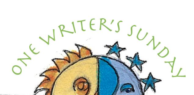 One Writer's Sunday