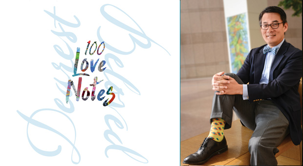 100 Love Notes and The #100 Love Notes Project